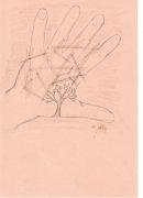 Hand-Zeichnung